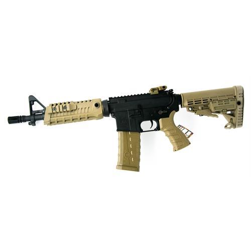 king-arms-m4-tactical-ris-short-barel-upgrade-compreso-mosfet-e-molla-qd