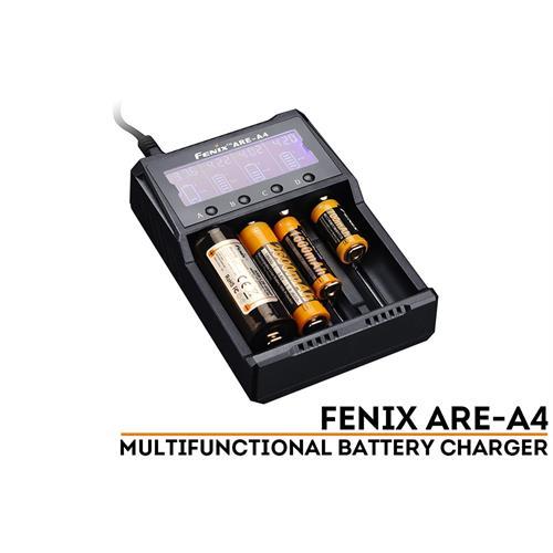 caricabatterie-fenix-per-4-batterie-ricaricabili-are-a4