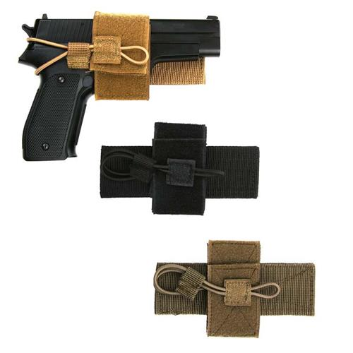 green-universal-pistol-holder-hook-and-loop