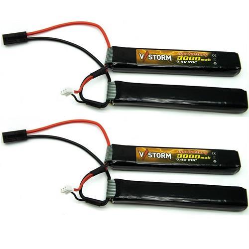 lipo-battery-3000mah-7-4v-20c-cqb-ultra-power-2pcs