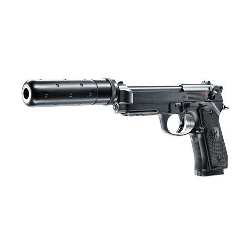 beretta-m92-a1-elettrica-colpo-singolo-raffica-con-silenziatore
