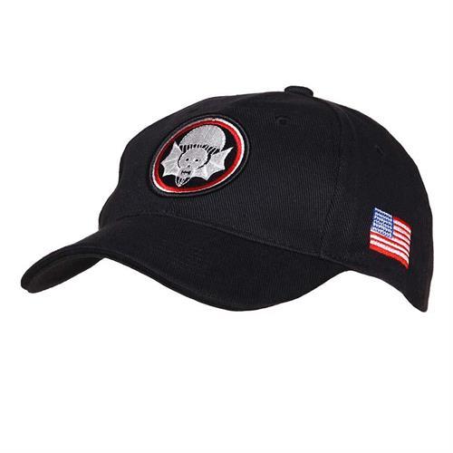 berretto-nero-con-visiera-e-regolazione-paracadutusti