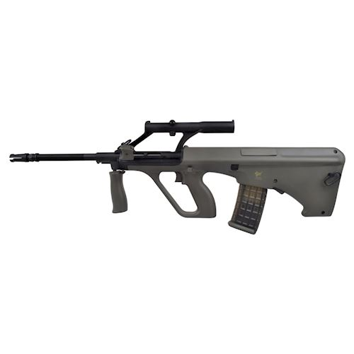 steyr-aug-a1-military-grey-with-scope