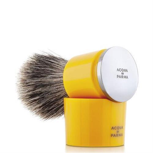 barbiere-pennello-da-barba-giallo-in-tasso