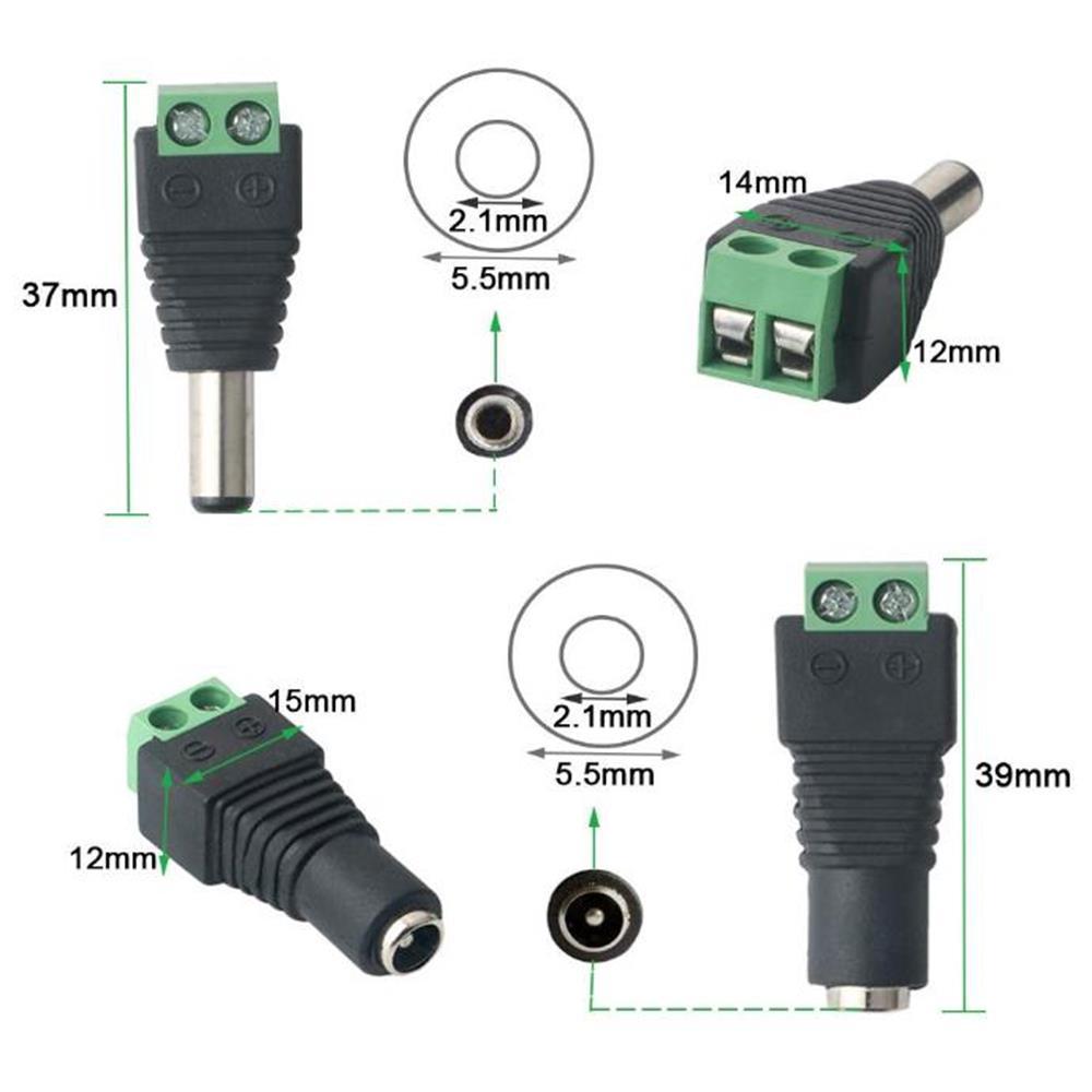 24-connettori-jack-di-alimentazione-dc-12-jack-femmina-12-jack-maschio-per-telecamera-cctv-strip-luci-led_medium_image_2