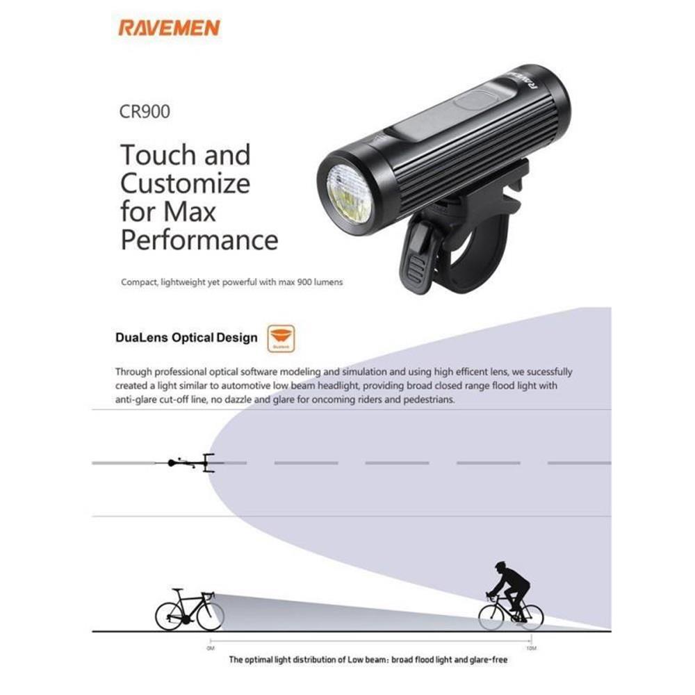 ravemen-ravemen-cr900-torcia-ricaricabile-led-usb-900-lumen-display-touch-ipx6_medium_image_5