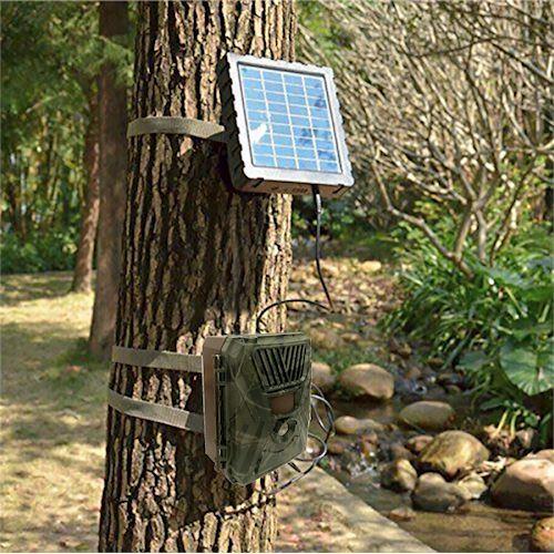kit-con-fototrappola-trail-camera-24mp-fhd1080p-panello-solare12v