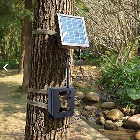kit-completo-con-fototrappola-3-5g-12mpx-box-metallico-antirapina-panello-solare