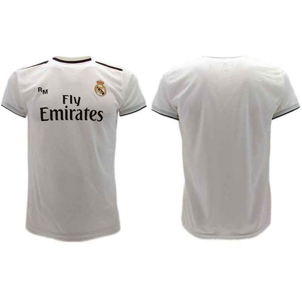 Maglia Calcio Ufficiale Real Madrid C.F - RMNE19 12